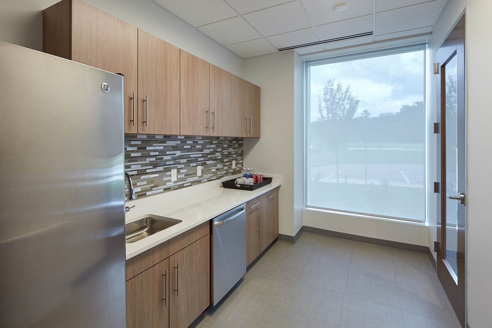 Biologics, Cary NC / Highwoods Properties - HagerSmith Design PA, Raleigh NC