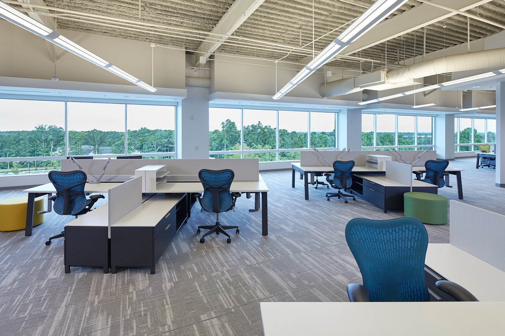 Biologics, Cary NC / Highwoods Properties   HagerSmith Design PA, Raleigh NC