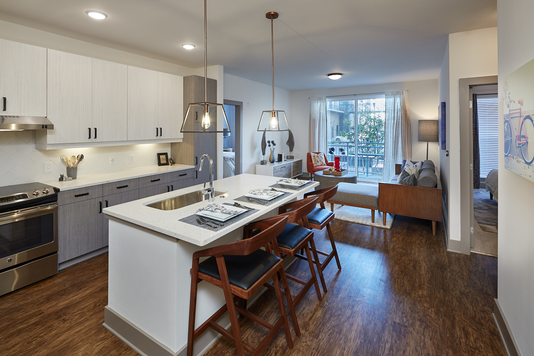 Broadstone 8 South, Nashville TN - Alliance Residential / Lord Aeck Sargent, Atlanta GA