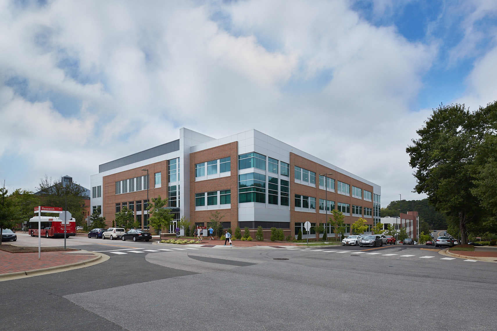NCSU Center for Technology and Innovation, Raleigh NC - HagerSmith Design, Raleigh NC