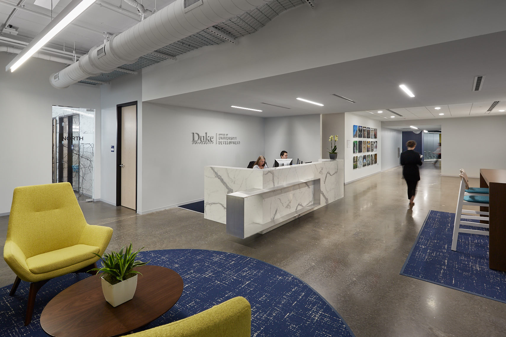 Duke University Office of Development, Durham NC - O