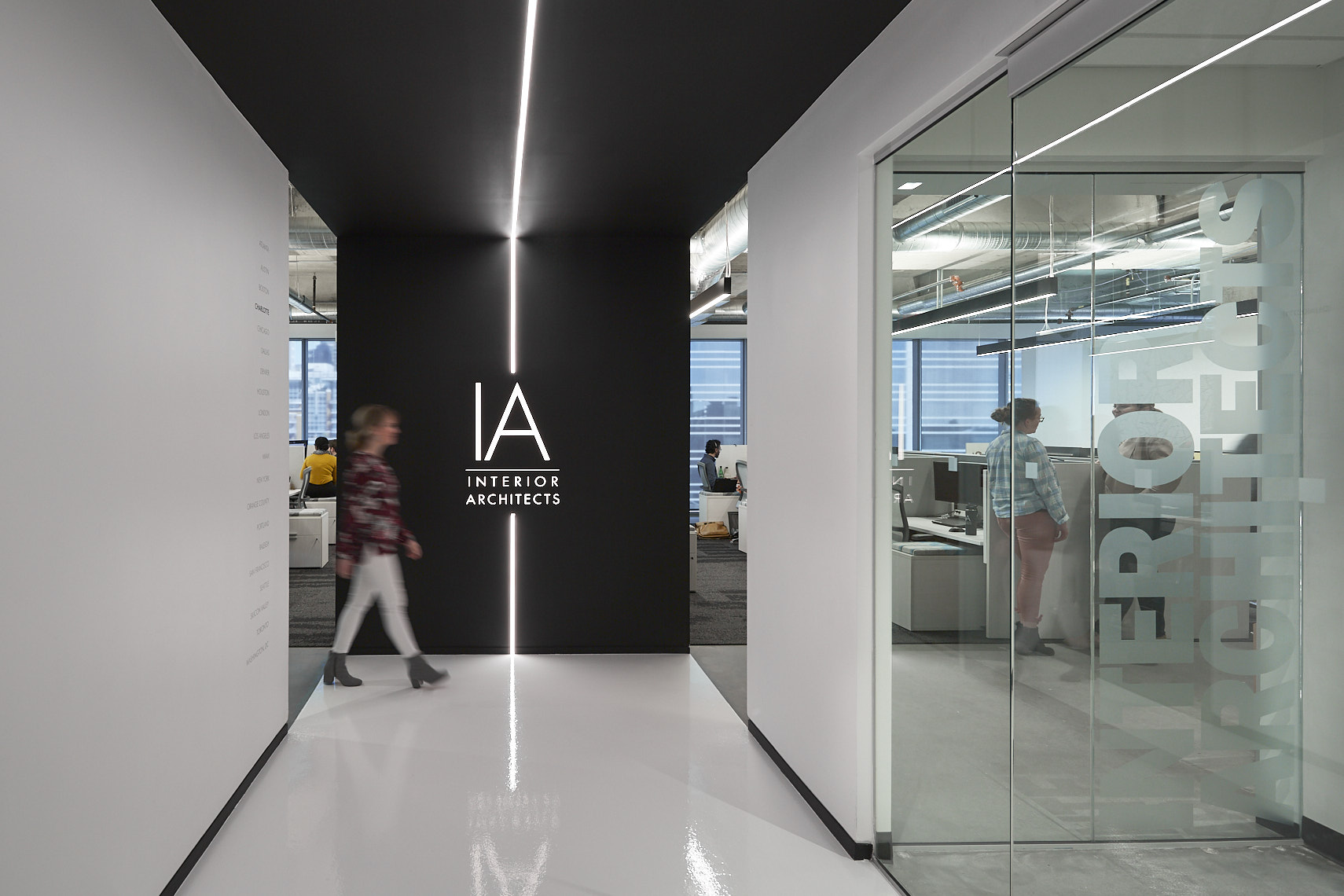 IA Interior Architects, Charlotte NC