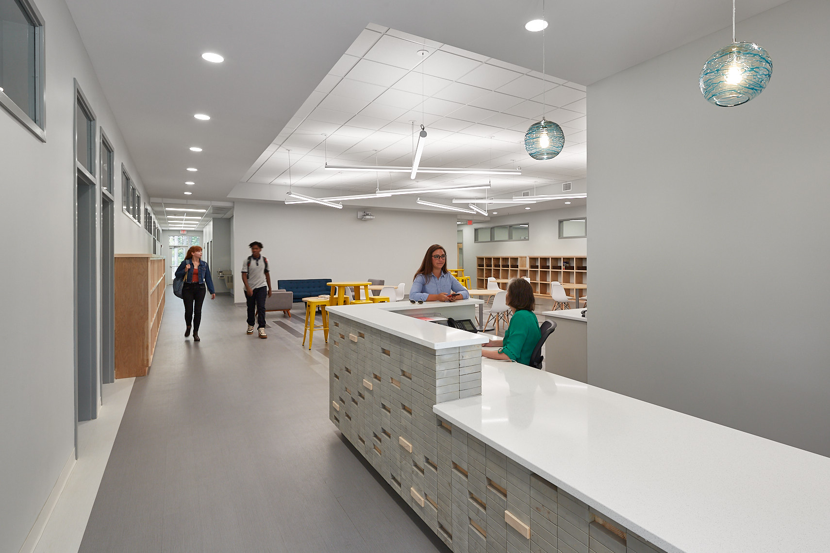 Montessori School Of Raleigh, Raleigh NC - HH Architecture, Raleigh NC
