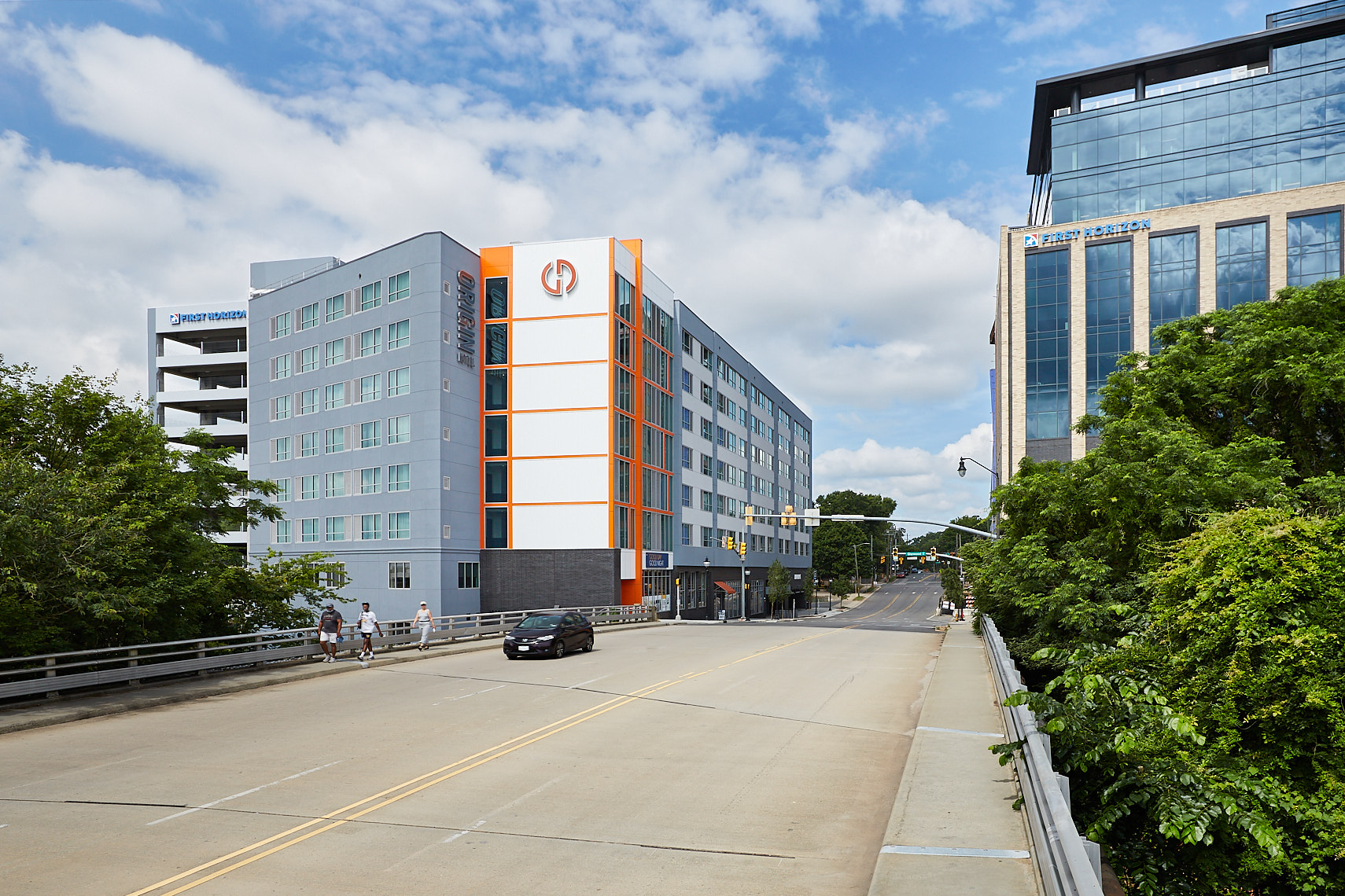 Origin Hotel, Raleigh NC - JDavis Architects, Raleigh NC