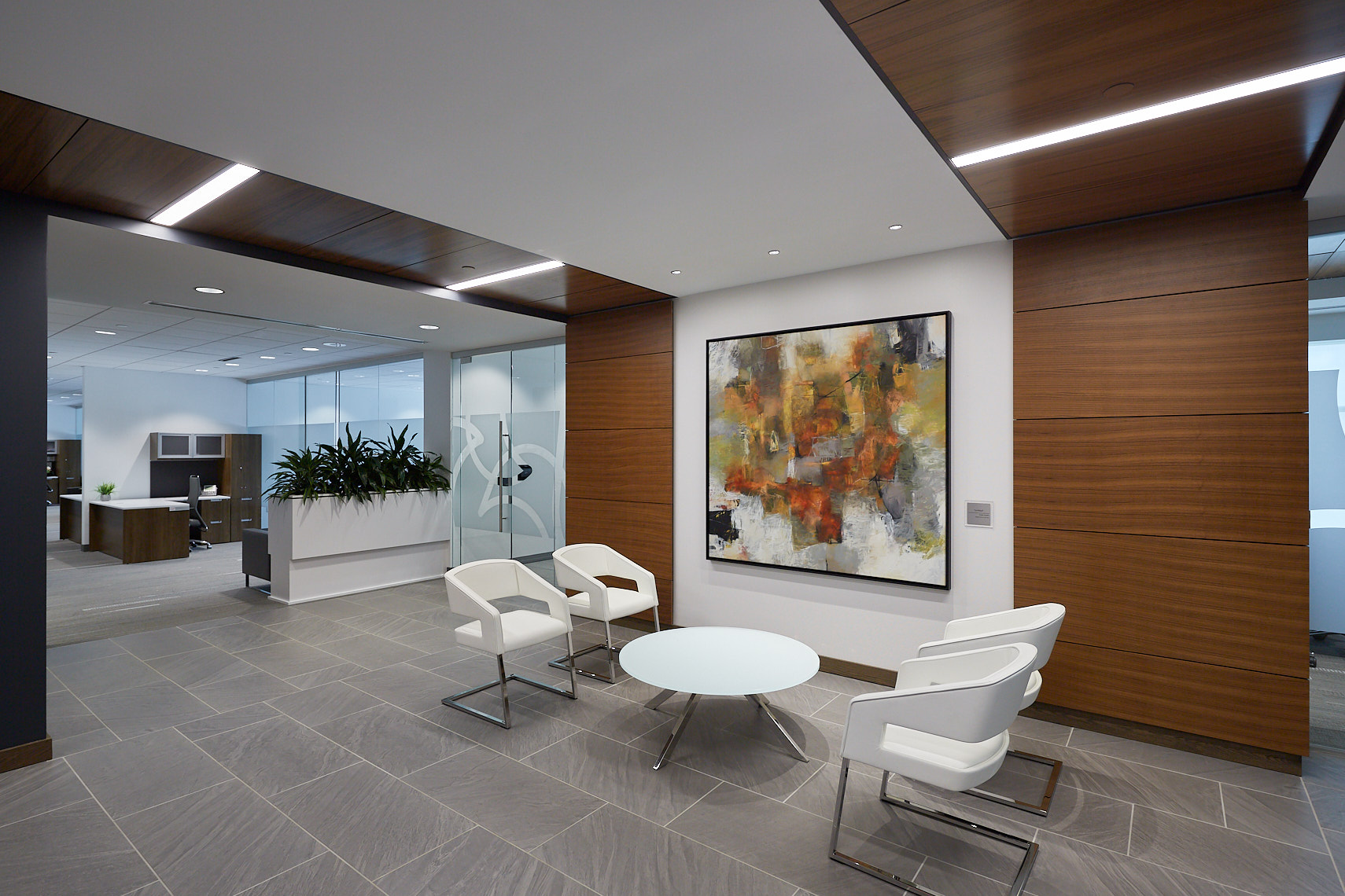 Syneos Health, Raleigh NC - HagerSmith Design, Raleigh NC